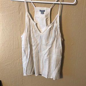 Aerie- loose fit tank top